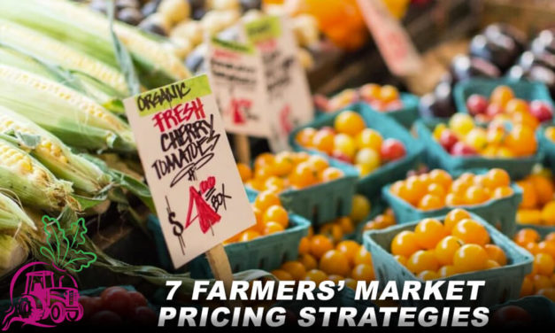 7 Farmers' Market Pricing Strategies